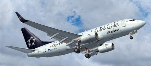FS9 Aegean Star Alliance B700