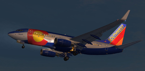 FSX Southwest Colorado One