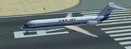 USA Jet