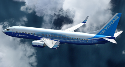  FS9 Ryanair Dreamliner 