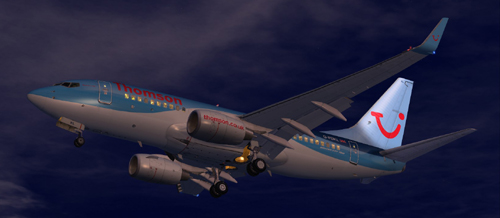  FS9 Thomson B700 