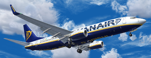FS9 all new Ryanair B737-800