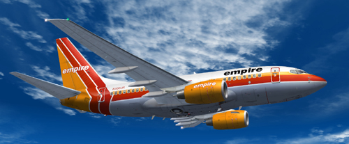 FS9 Empire B737-600