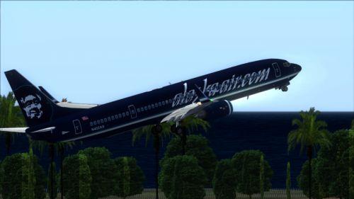 FS9 Alaskaair B737-900ER