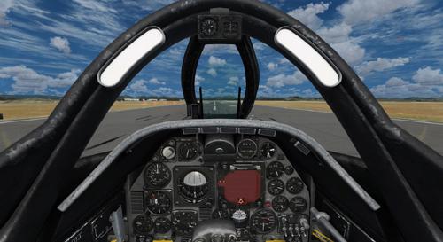 EZDok Virtavia A-4 Skyhawk