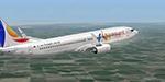 FS9 iFly 737-800 FlyEgypt SU-TMG